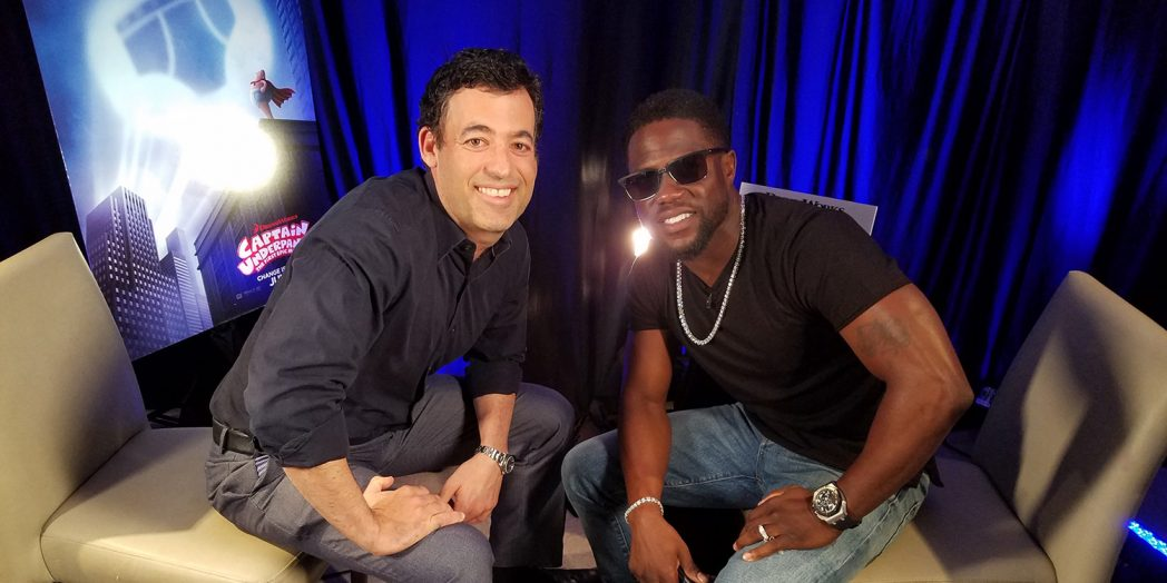 Kevin Hart interview