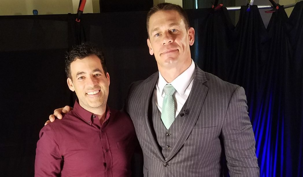Interview with John Cena