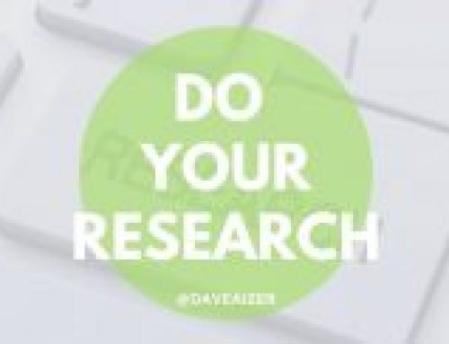 Use Research To Gain An Edge