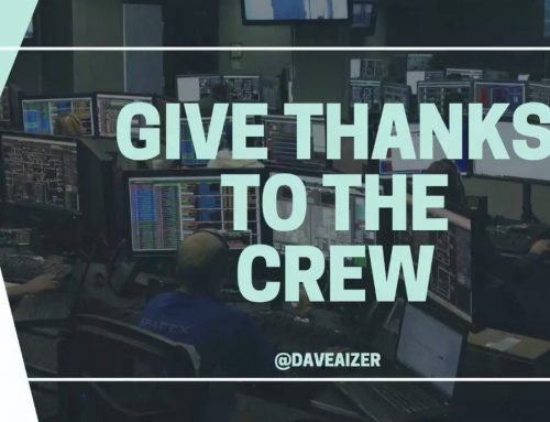 Give Thanks To The Crew