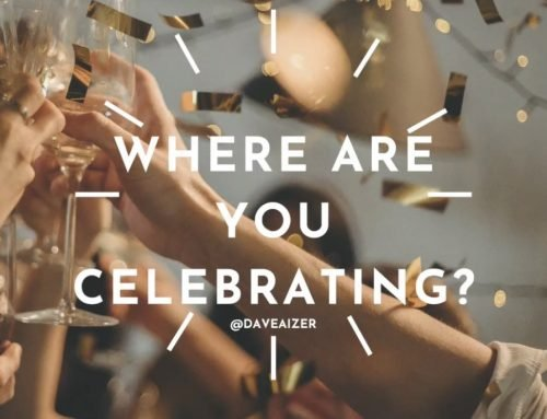 Have Your Celebration Planned
