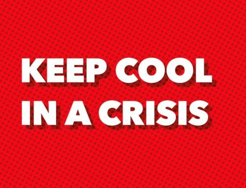 Keep Cool In A Crisis