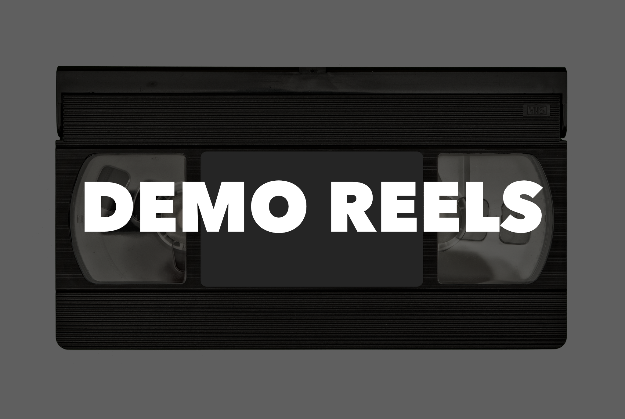 how to build a television demo reel