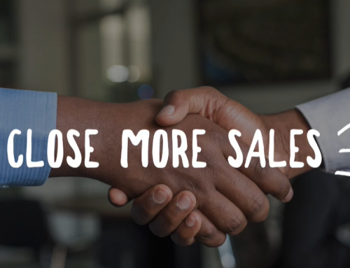 Sharpen Your Sales Techniques