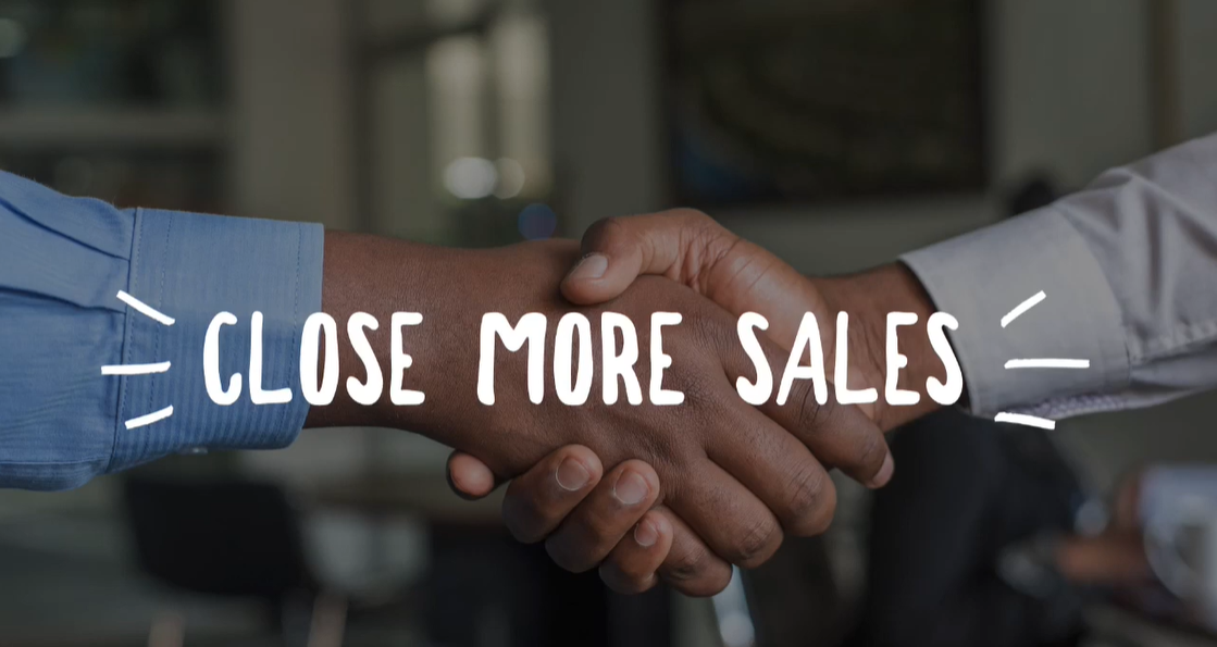 speaking tips to close more sales